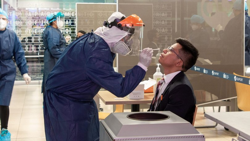 Koronavirüs test