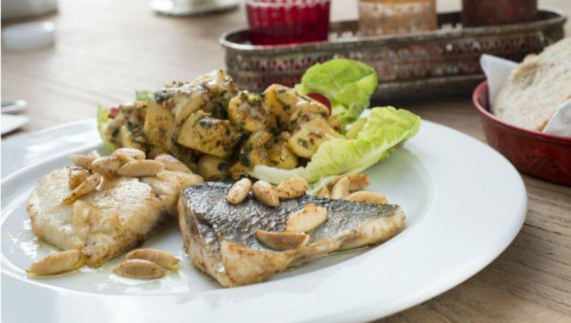 Bademli çipura ve patates salatası tarifi, nasıl yapılır?