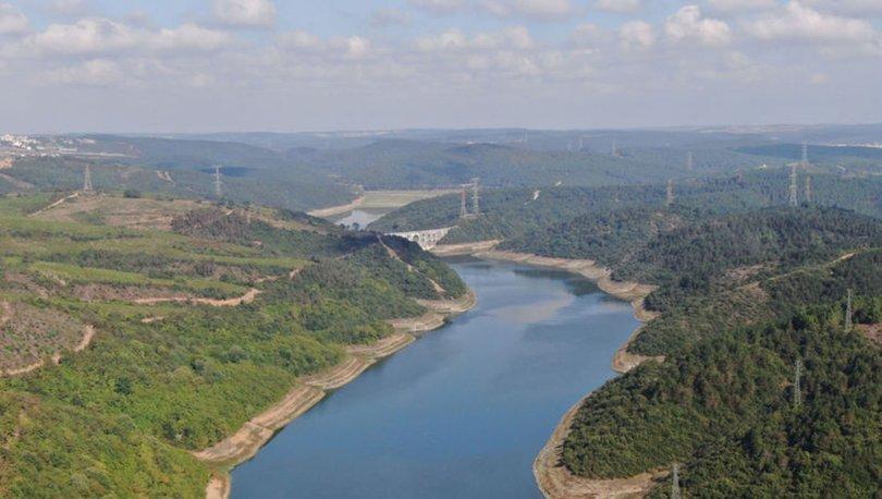 İstanbul'daki barajlarda doluluk oranı son 5 yılın en düşük seviyesinde!