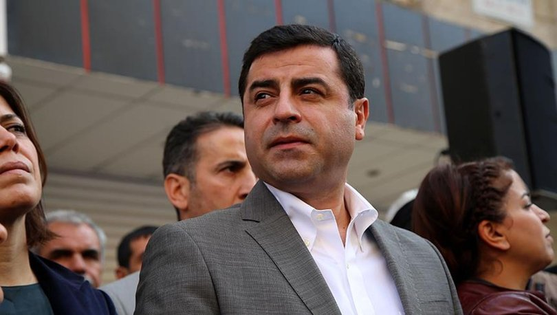 Selahattin Demirtaş'a yeni dava açıldı | Gündem Haberleri