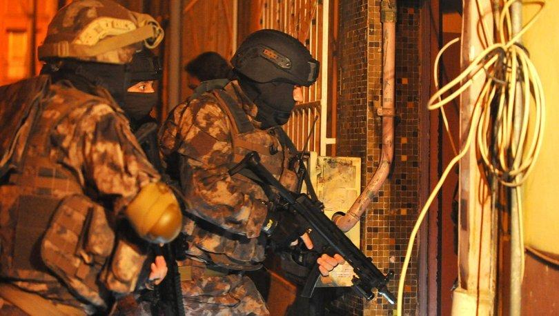 Son dakika haberler... Bursa'da DEAŞ operasyonunda 7 zanlı gözaltına alındı
