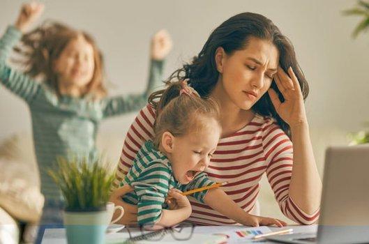 Çalışan anneyi rahatlatacak 15 yöntem