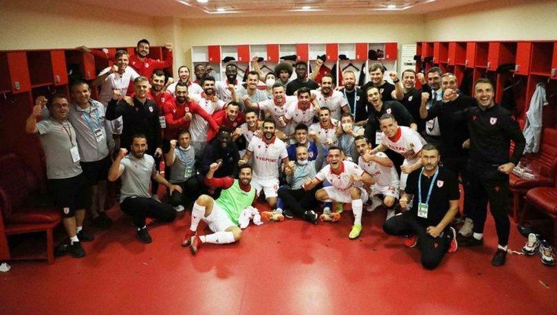TFF 1. Lig'in en değerli takımı Samsunspor