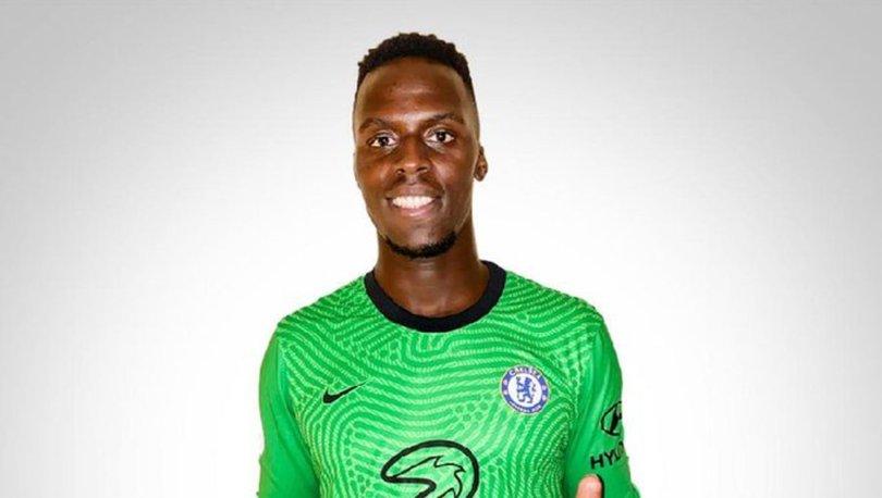 Chelsea, Senegalli kaleci Edouard Mendy'yi kadrosuna kattı