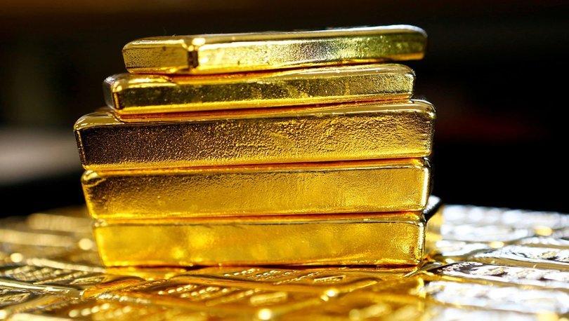 Altın fiyatları son 2 ayın dibine geriledi