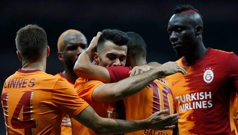 Galatasaray: 2 - Hajduk Split: 0 | MAÇ SONUCU