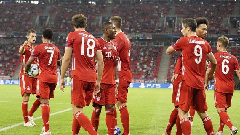 SON DAKİKA! Bayern Münih Sevilla maçı CANLI YAYIN! Bayern Münih Sevilla maçı saat kaçta, hangi kanalda?