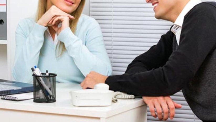 Evli kişiye iş yerinde ilişki yasak
