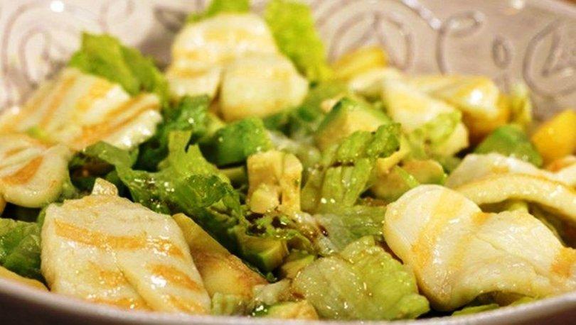 Avokadolu tofu salatası tarifi, nasıl yapılır?