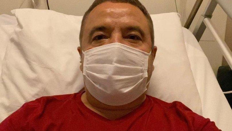 Muhittin Böcek, Akdeniz Üniversitesi Hastanesi'ne sevk edildi