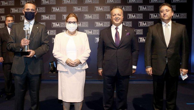 TİM, 'Türkiye'nin İlk 1000 ihracatçısı Prestij Kitabı'nı tanıttı