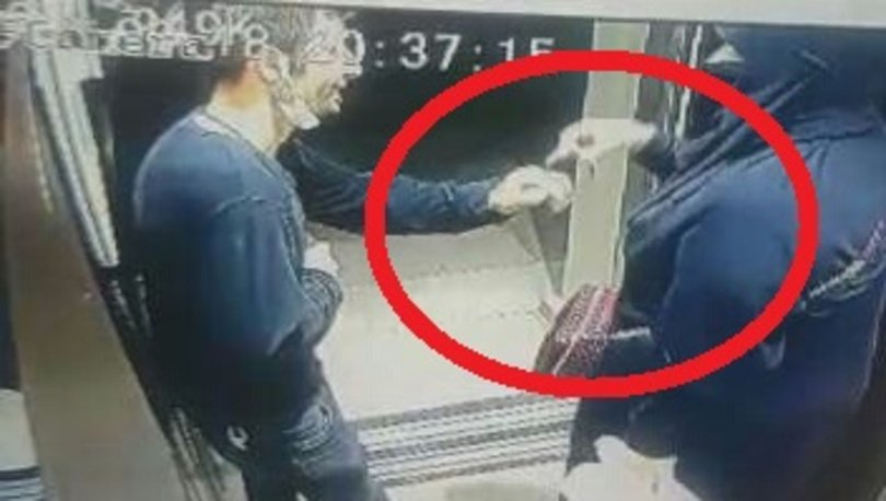 Son dakika haberi! Asansörde korkunç taciz!