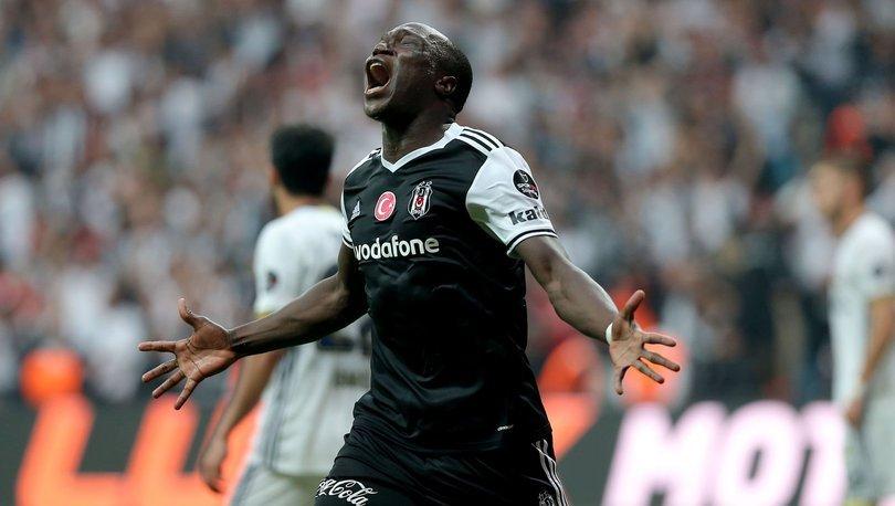 SON DAKİKA! Beşiktaş, Aboubakar'a imzayı attırdı