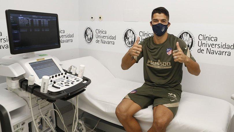 Luis Suarez resmen Atletico Madrid'de!