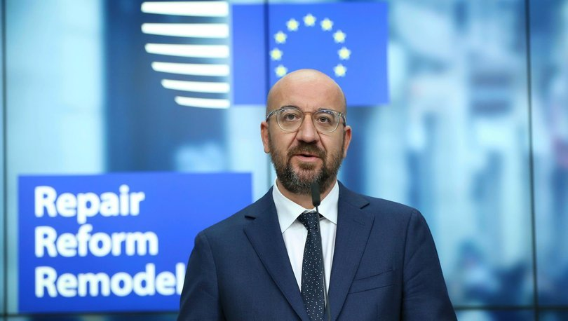 Son dakika haberleri! AB Konseyi Başkanı Michel'den Doğu Akdeniz açıklaması!