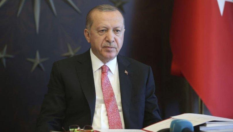 Son dakika haberleri! Cumhurbaşkanı Erdoğan, Moldova Cumhurbaşkanı Dodon ile görüştü
