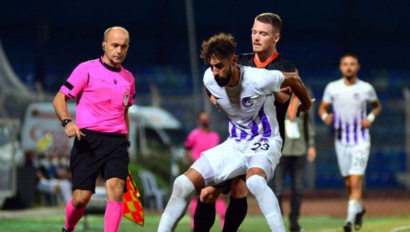 Adanaspor: 0 - Ankara Keçiörengücü: 0