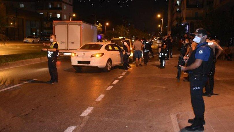 Antalya'da uyuşturucu operasyonu! 11 sürücüye çeşitli suçlardan işlem yapıldı