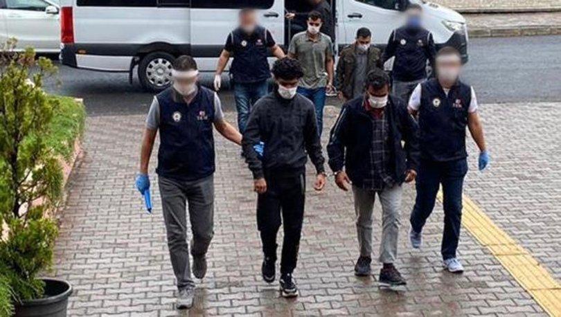 Son dakika haberi! Karabük'te DEAŞ operasyonunda 4 yabancı uyruklu yakalandı