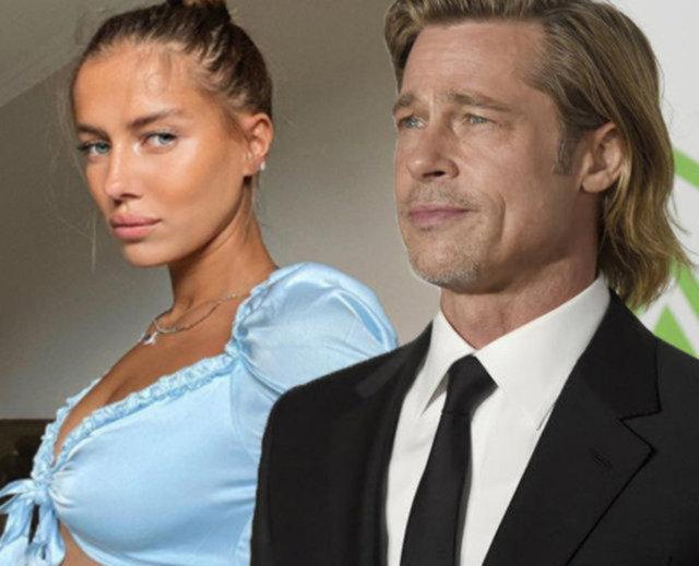 Brad Pitt sevgilisi Nicole Poturalski ile evlenecek mi? - Magazin haberleri