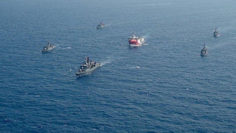 Son dakika haberi! ABD'den Doğu Akdeniz açıklaması!