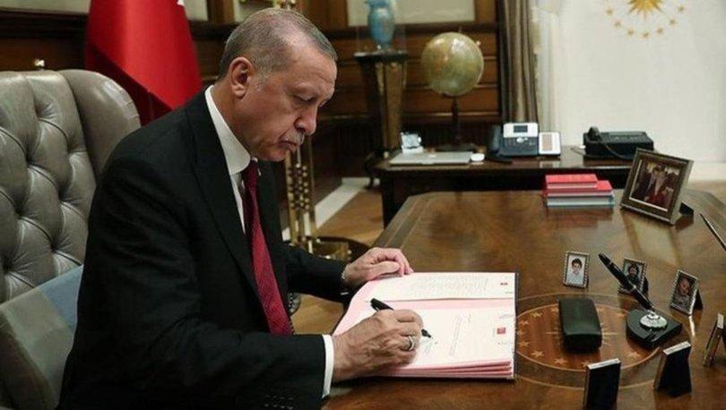 Son dakika! Cumhurbaşkanı Erdoğan 6 ildeki bazı bölgeler için imzayı attı! - Haberler