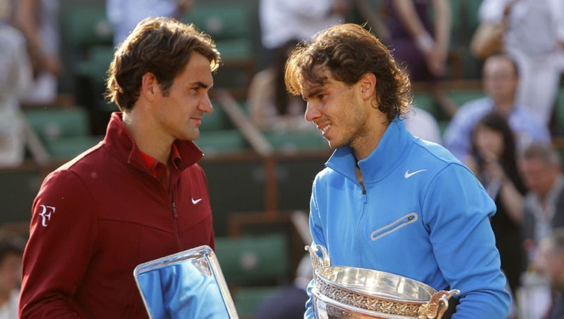 Nadal, Federer'i yakalamak için Fransa