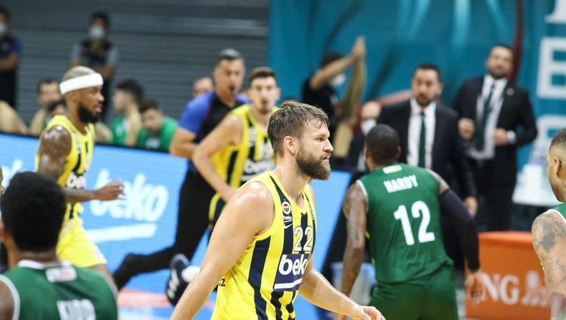 Fenerbahçe Beko: 105 - OGM Ormanspor: 72 | MAÇ SONUCU