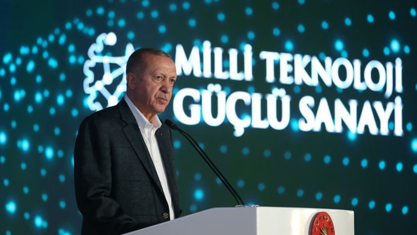 SON DAKİKA! Cumhurbaşkanı Erdoğan 300 fabrikanın açılışında konuşuyor