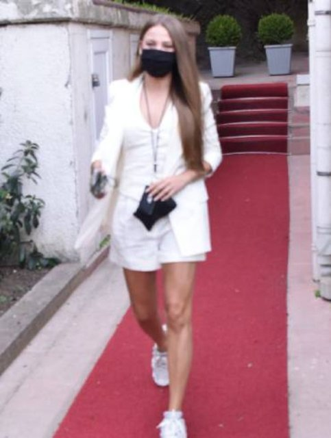 Serenay Sarıkaya: Cem Yılmaz'dan teklif gelirse... - Magazin haberleri