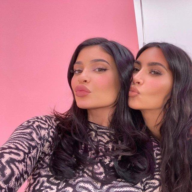 Kylie Jenner'dan Kim Kardashian'a tepki: Bunu hemen sil - Magazin haberleri
