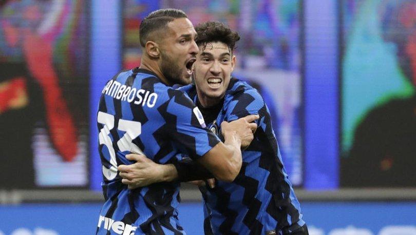 Inter: 4 - Fiorentina: 3 MAÇ SONUCU