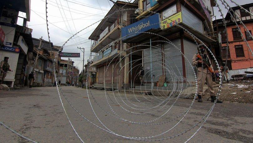 Son dakika haberi! Keşmir'de 1 Pakistan askeri hayatını kaybetti