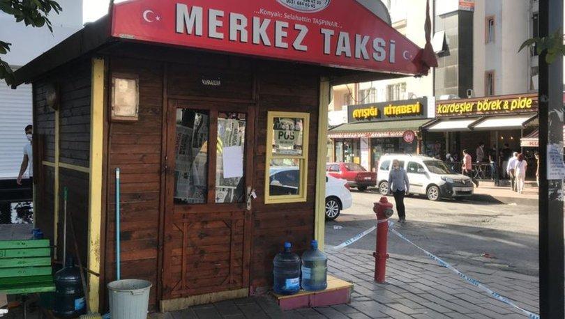 Esenyurt'ta taksici cinayetlerinden sonra 4 durak kapatıldı