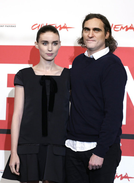 Joaquin Phoenix-Rooney Mara çiftinin bebekleri dünyaya geldi - Magazin haberleri
