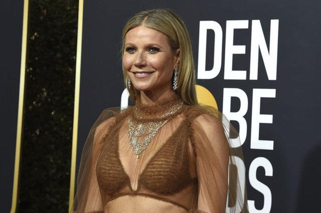 Gwyneth Paltrow 48. yaşını çırılçıplak kutladı - Magazin haberleri