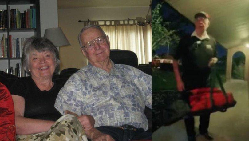 89 yaşındaki kuryeye 92 bin liralık bahşiş - Haberler