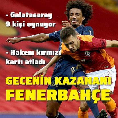 """""""Gecenin kazananı Fenerbahçe"""""""