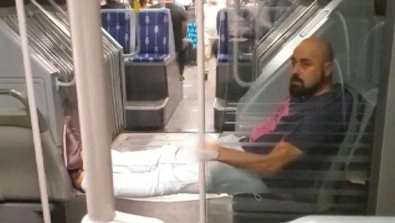 Son dakika haberleri! Metrobüste sigara içti!