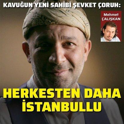 Herkesten daha İstanbullu