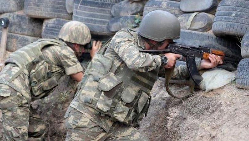 Son dakika! Azerbaycan Savunma Bakanlığı son durumu paylaştı! - Haberler