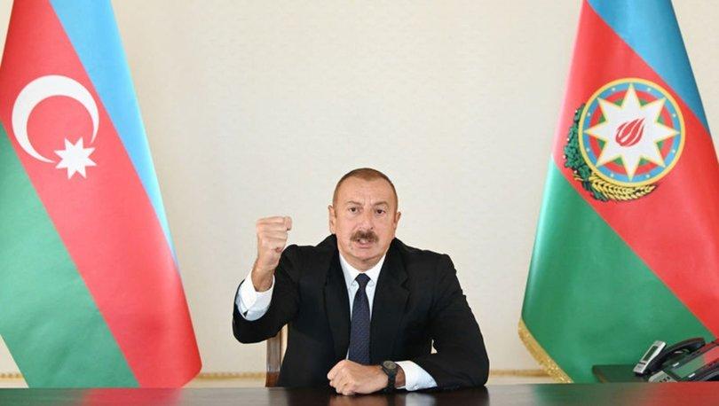 Son dakika Azerbaycan'dan Ermenistan'a