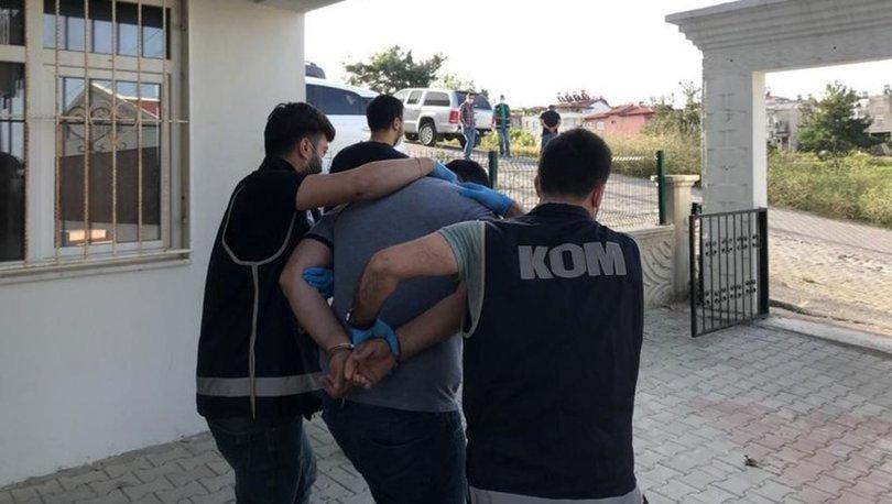 Başkent'teki perasyonda, çeşitli suçlardan aranan 5 kişi yakalanarak tutuklandı.