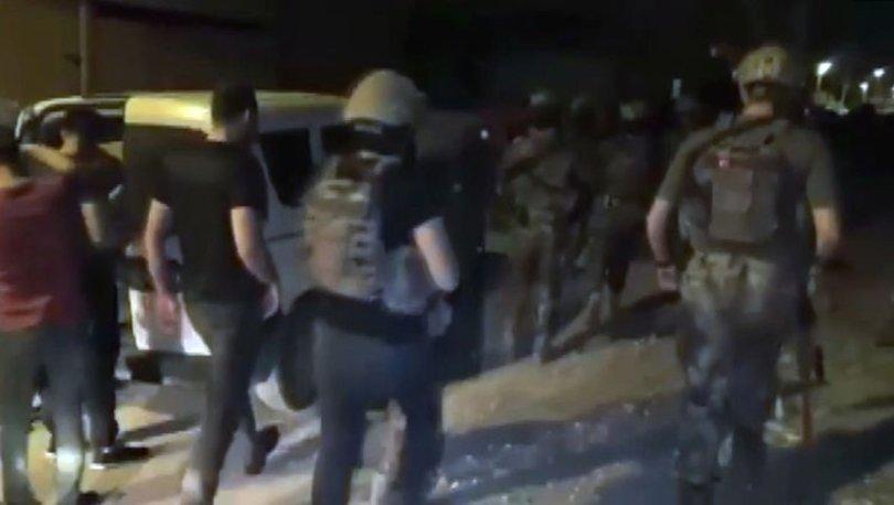 El Kaide bağlantılı İslom Saydalimov yakalandı
