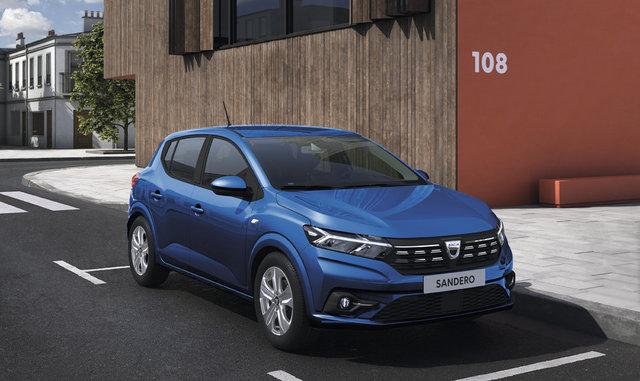 Dacia yeni modellerini tanıttı