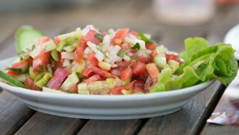 Çoban salata tarifi, nasıl yapılır?