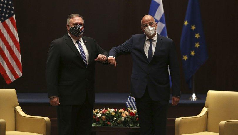 Son dakika haberler! ABD ve Yunanistan'dan kapsamlı işbirliği anlaşması! - HABERLER