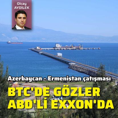 BTC'de gözler ABD'li Exxon'da