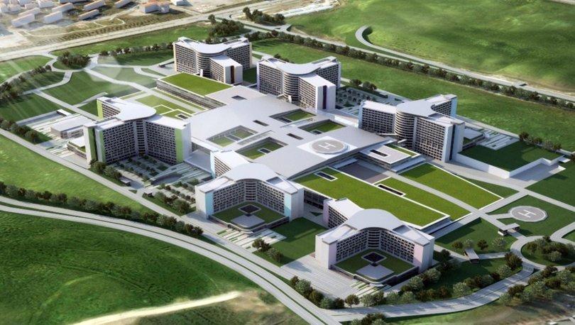 Etlik Şehir Hastanesi projesinde 1.1 milyar dolarlık borç yapılandırması