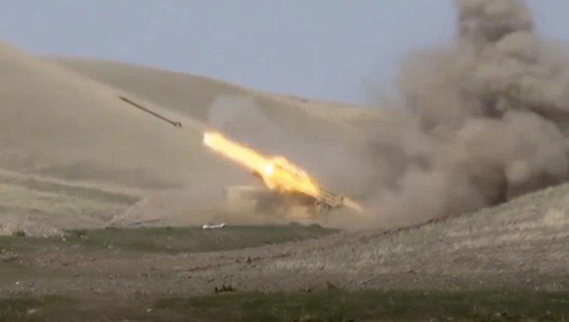 Azerbaycan Ermenistan son dakika! Cephede hareketli dakikalar! İşte son durum